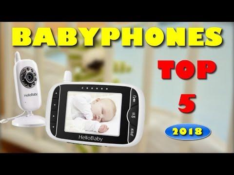 👉 Die 5 Besten Babyphones mit Kamera 2018 / Bestes Babyphone 2018 ? 🏆