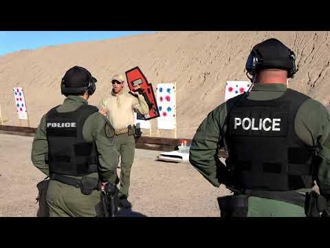 Tacflow Ballistic Shield Course - YouTube