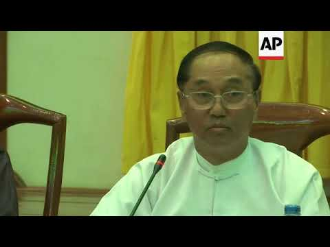 Myanmar / Bangladesh - Myanmar govt dismisses claims of abuse by troops in Rakhine state / Banglades