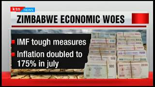 Zimbabwe's economic woes, including IMF tough measures | BUSINESS TODAY