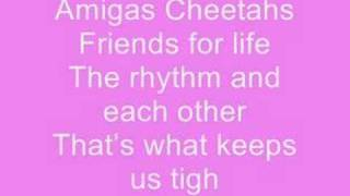 The cheetah girls amigas