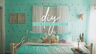 DIY Kids Room Makeover | She Designs, I DIY!