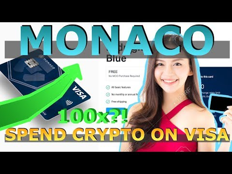 Monaco (MCO) How to Spend Your Crypto on Visa | MCO Coin | Spend Crypto Visa Card FREE
