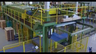 COMART instala una nueva máquina laminadora de papel Pasaban para aumentar su capacidad de corte