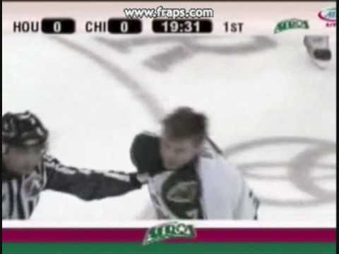 Alex Brooks vs Clayton Stoner