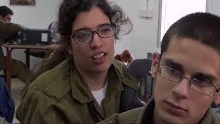 Fokus Jeruzalém 025: Postižení lidé v armádě