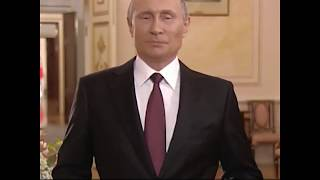 В. В. Путин поздравляет женщин с 8 марта и читает стихи!