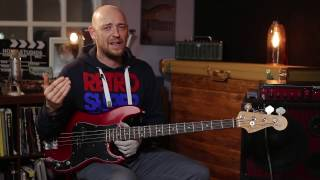 """""""What is Hip"""" - Tower of Power - Bass Line Analysis /// Scott's Bass Lessons"""