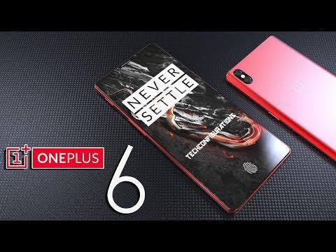 Un OnePlus 6 favoloso è ciò che tutti vogliamo, eccolo in un video