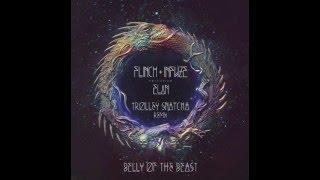 Flinch & Infuze - Belly Of The Beast ft.  Elan (Trolley Snatcha Remix) [SMOG057]