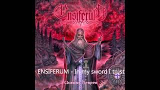Ensiferum In my sword I trust (High Quality Mp3) + lyrics