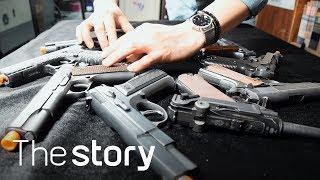 Model Gun custom - Not a real gun! do not misunderstand!
