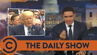 """Trump's New Healthcare Bill Is A """"Son Of A B*tch"""" - The Daily Show 