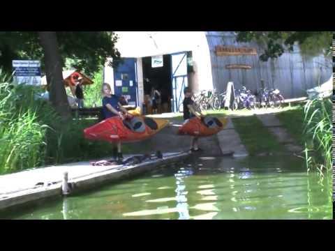 Kanuzentrum Havelberge am Woblitzsee