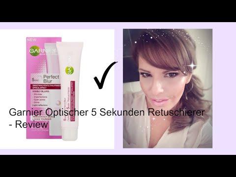 Garnier Optischer 5 Sekunden Retuschierer (Primer + Porenverfeiner)- Review