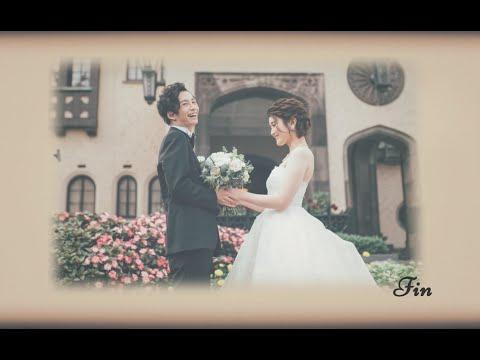 結婚式エンドロール作成いたします お写真とコメントのみでOK!感謝の気持ちを伝えるムービー イメージ1