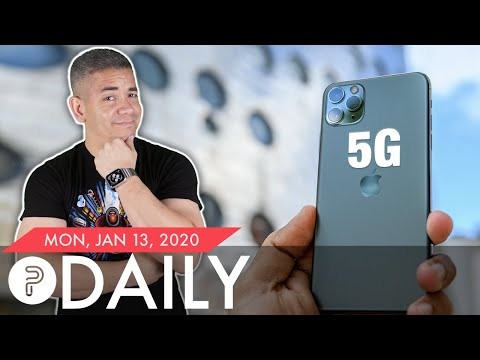 iPhone 12 to do 5G the RIGHT WAY?!