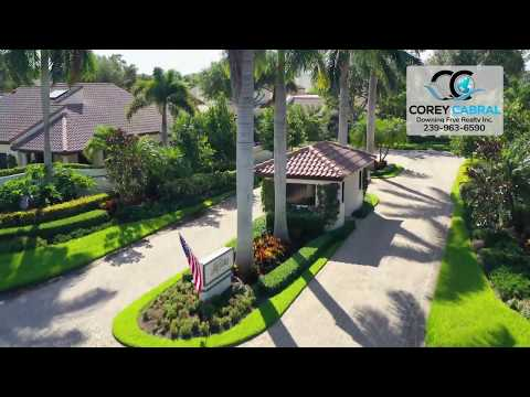 Pelican Bay Las Brisas Naples, Florida video