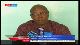NTSA plans new safety standards on details of PSV vehicles