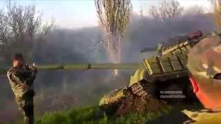 Танкисты ВСУ неумеют ездить на танке, новости Украины сегодня