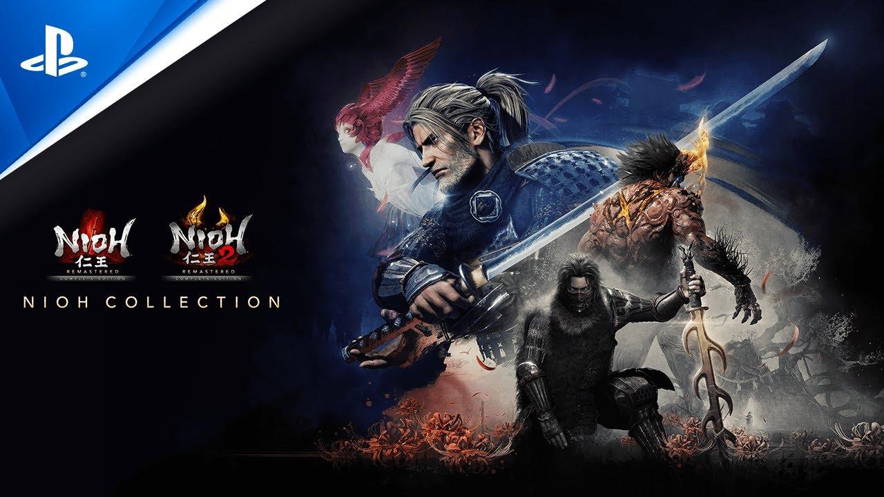 Die Nioh Collection für PS5 erscheint im Februar