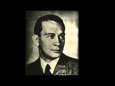 Mieczysław Fogg - Tulipany (Tango by Artur Gold)