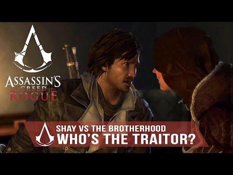 "Download Assassins Creed Rogue -  Shay Flees The Brotherhood ""Freewill"" Cutscsene (HD 1080p) HD Mp4 3GP Video and MP3"