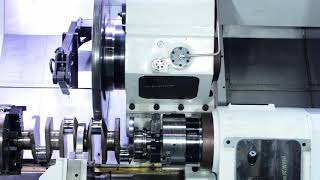 PL 600 Horizontal Turning Center Crankshaft Solutions