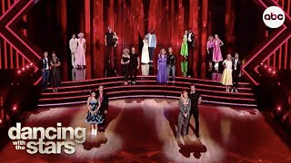 Grease Night Elimination - Dancing with the Stars