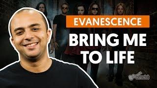 Bring me to Life - Evanescence (aula de bateria)