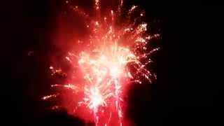 preview picture of video 'Ellesmere Port Lions Fireworks 2014 (Whitby Park)'