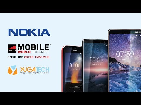 New Phone: Nokia's MWC 2018 event in 7 minutes