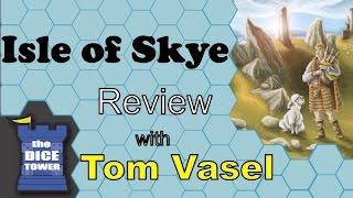 Isle Of Skye Review - With Tom Vasel