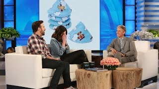 Peepee Teepee Talk with Ellen, Anne Hathaway & Jason Sudeikis - Video Youtube