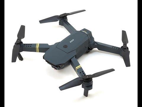 Το πρώτο drone του καναλιού. Eachine E58 - UNBOXING (by Banggood)