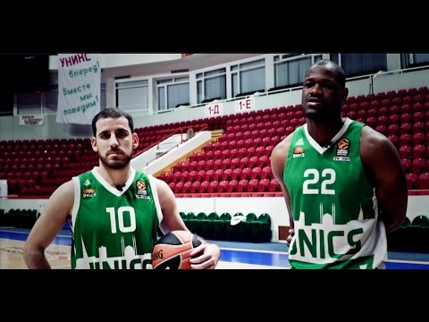 EuroLeague Weekly: Unics Kazan pick and roll