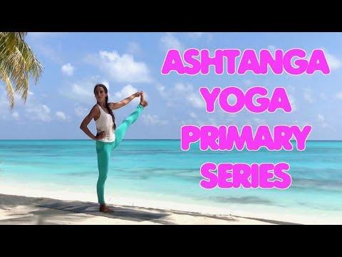 Первая серия Аштанга йоги