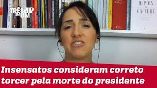 Bruna Torlay: A moralidade é trocada pelo fanatismo político