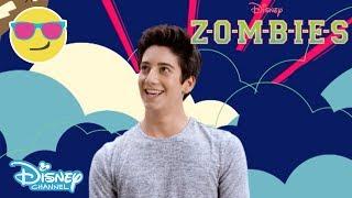Z-O-M-B-I-E-S | Road to ZOMBIES ft. Milo Manheim 🎥 | Official Disney Channel UK