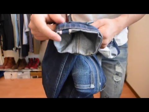 RAW DENIM COLLECTION, FIT, AND REVIEW | SAMURAI 710, APC, NUDIES, NAKED AND FAMOUS