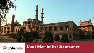 Jami Masjid in Champaner