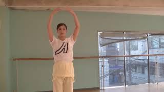 宝塚受験生バレエ基礎〜ポールドブラの使い方〜のサムネイル画像