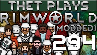 Thet Plays Rimworld 1 0 Part 39: Attack of the Godless
