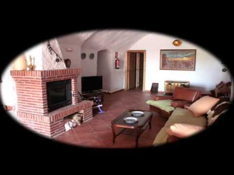 La Cocinillas Complejo de Casas Cueva en Graena (Granada)