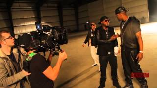 Go Behind The Scenes Of DJ Infamous' Video For 'Double Cup'