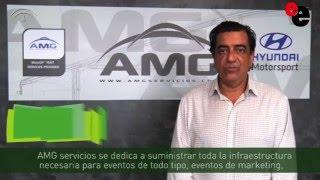 La sevillana AMG Servicios participa en eventos internacionales