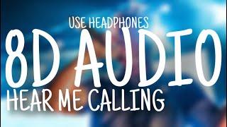 Juice WRLD   Hear Me Calling (8D AUDIO)