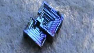 Make Bismuth Crystals