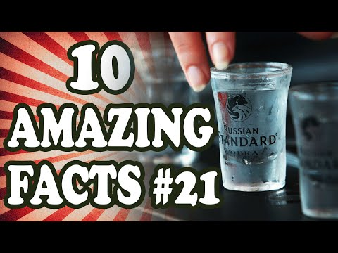 10 Amazing Facts #21
