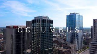 Columbus Ohio Drone 2020